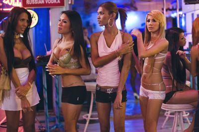 В праститутки фото тайланде