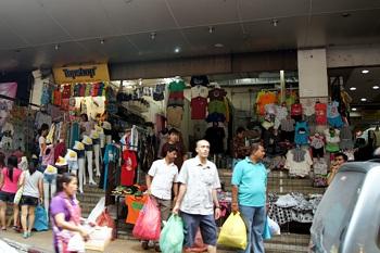 Шоппинг в Бангкоке. Отзыв и практическая информация