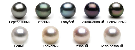 Ожерелье из натурального морского жемчуга цена