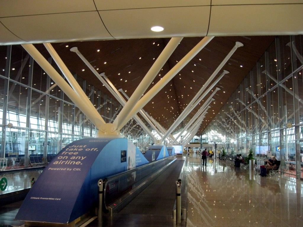 схема аэропорта банкога транзит