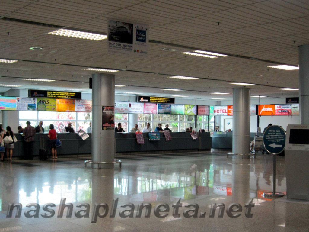 Kasina Car Rental Langkawi Airport