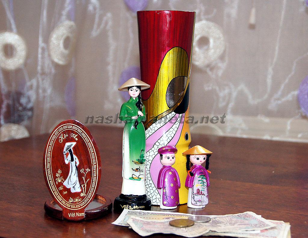 Подарки из вьетнама фото