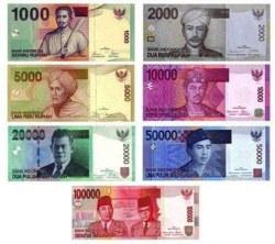 Валюта индонезии бали курс обмена