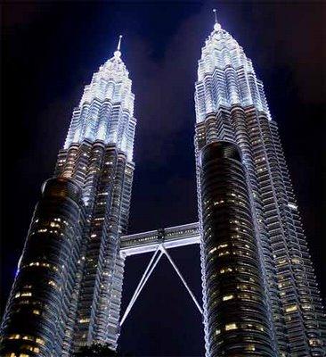 Город с самыми недорогими отелями - Куала-Лумпур
