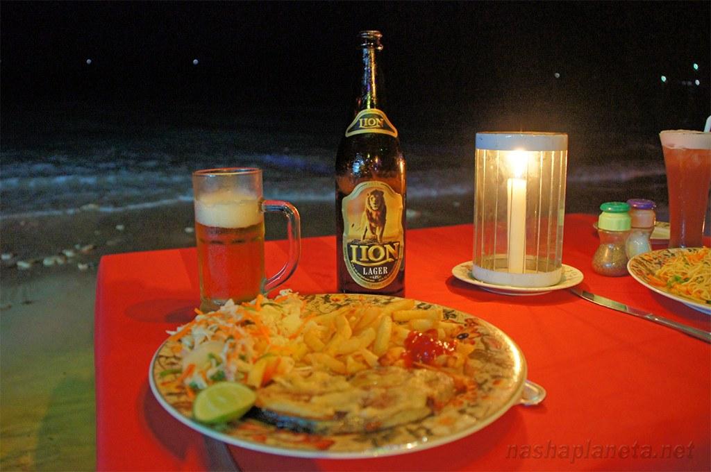 Die Küche von Sri Lanka: Ernährung, Essen, trinken, Preise