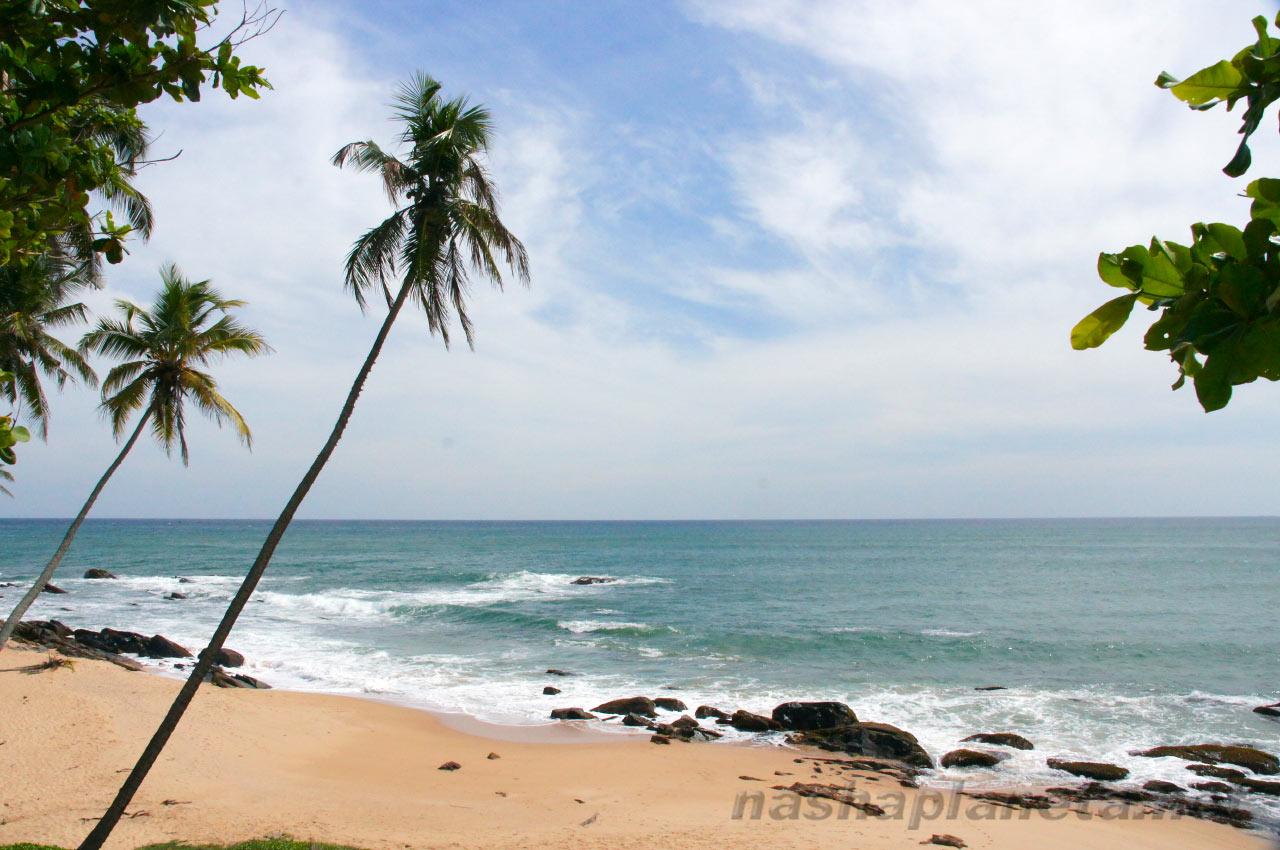 Фото пляжей в бентоте