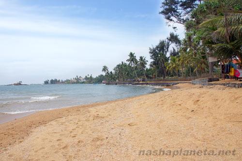Пляж Берувелы, Шри-Ланка