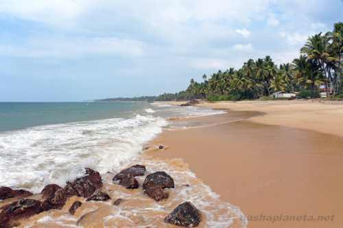 Пляж Хиккадувы, Шри-Ланка