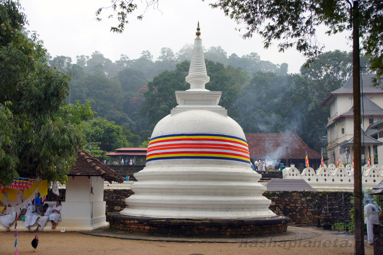 sri lanka buddhist temple - HD1280×850