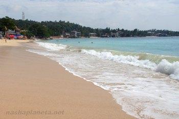 Пляж Унаватуны