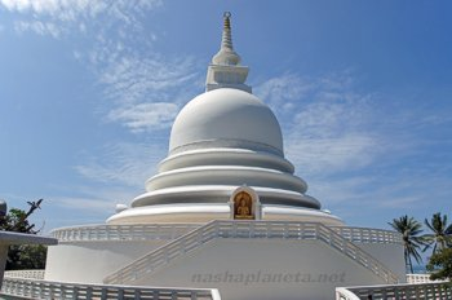 Японская пагода в Унаватуне