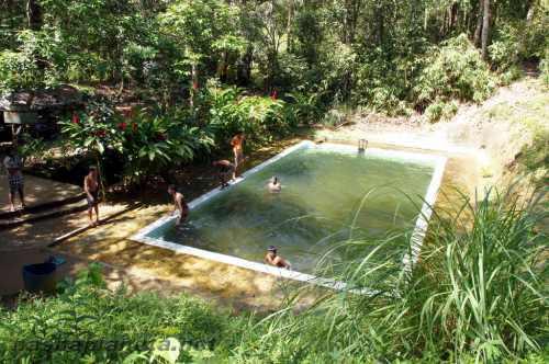 Бассейн в Коттава
