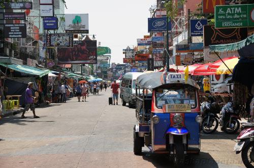 Районы бангкока где лучше остановиться