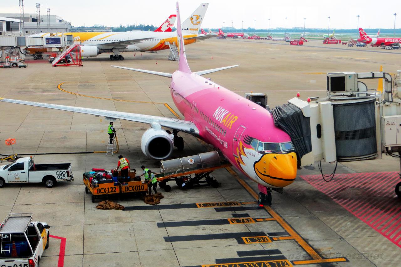 Аэропорт дон муанг как добраться