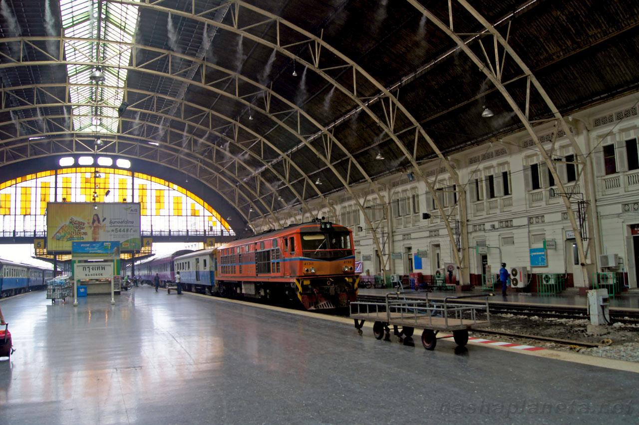 El Tren De Tailandia