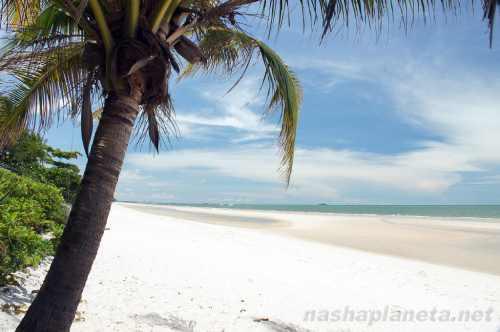 Пляж в Хуахине