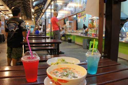 Ночной рынок Хуахина