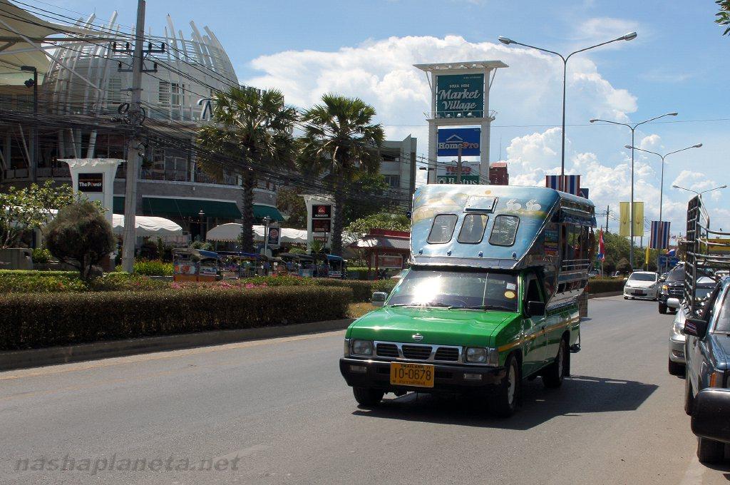 Секс в маршрутном такси