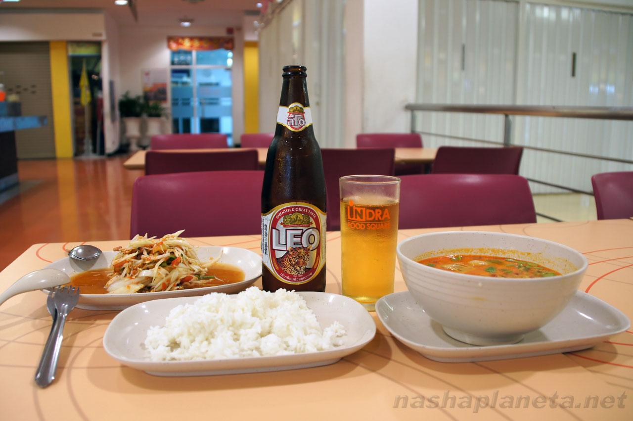Блюда в Таиланде