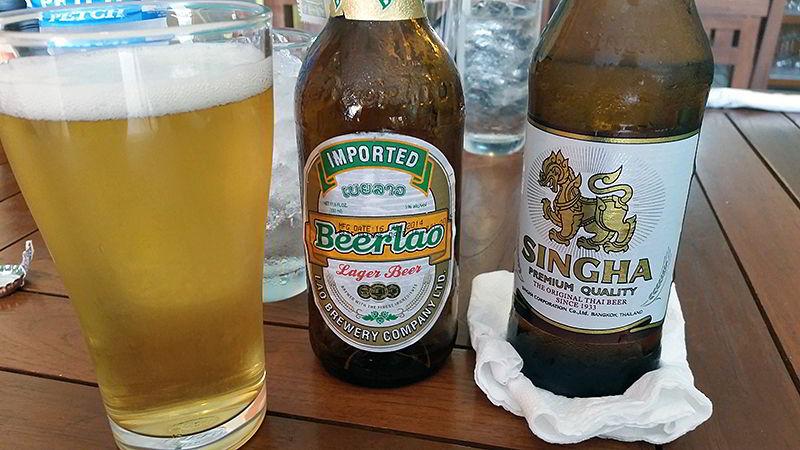 Сколько стоит в тайланде пиво