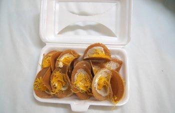 Популярный тайский десерт