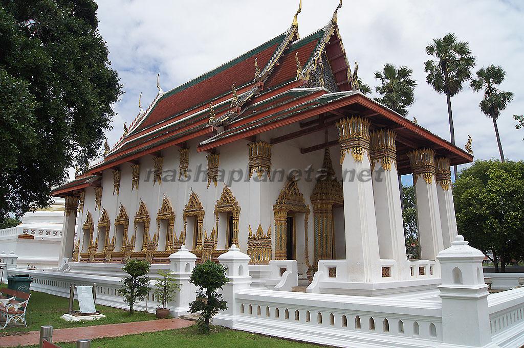 Достопримечательности Аюттайи (Тайланд)