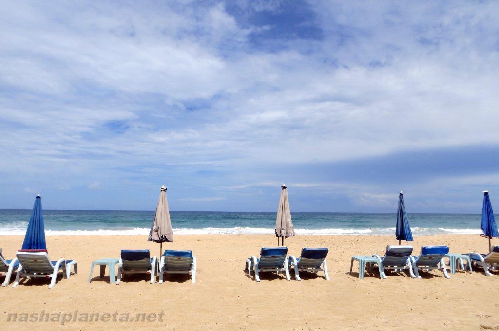 Пляж на Пхукете