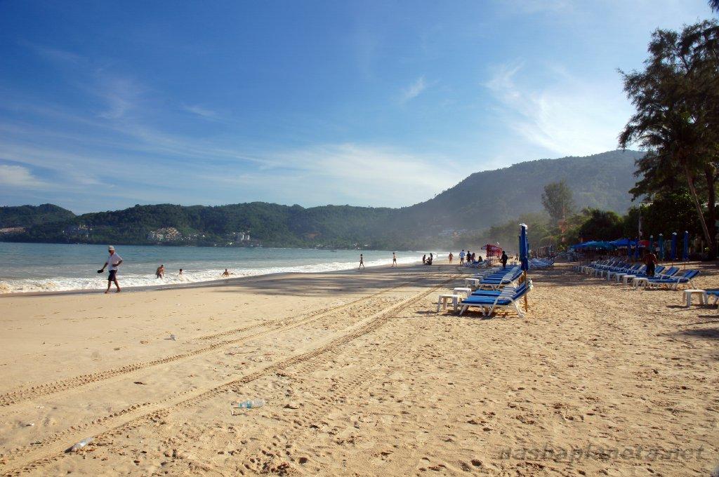 фото пляж баунти