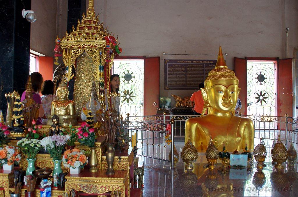 Things To Do In Phuket Thailand: Wat Phra Thong Phuket ...