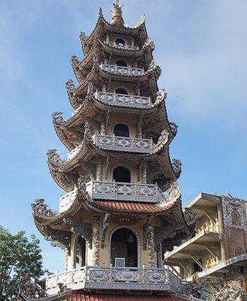 Пагода Линь Фуок, Далат