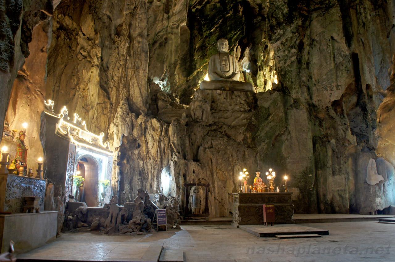 пещеры мраморных гор