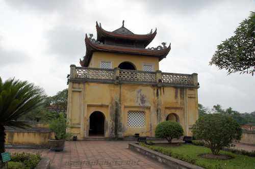 Южные ворота, крепость Ханоя