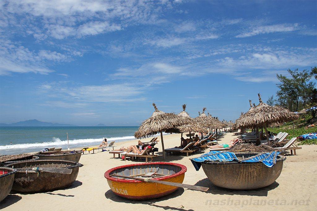 Пляжи Нячанга, Вьетнам - полный список пляжей 73