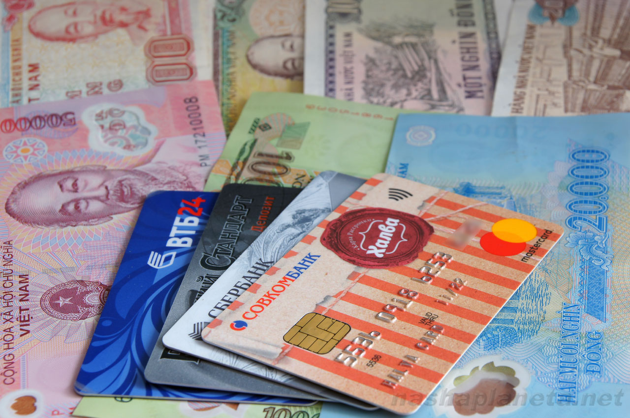 All about the currency and money of Vietnam for tourists