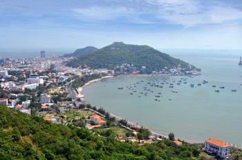 Вид на Вунгтау
