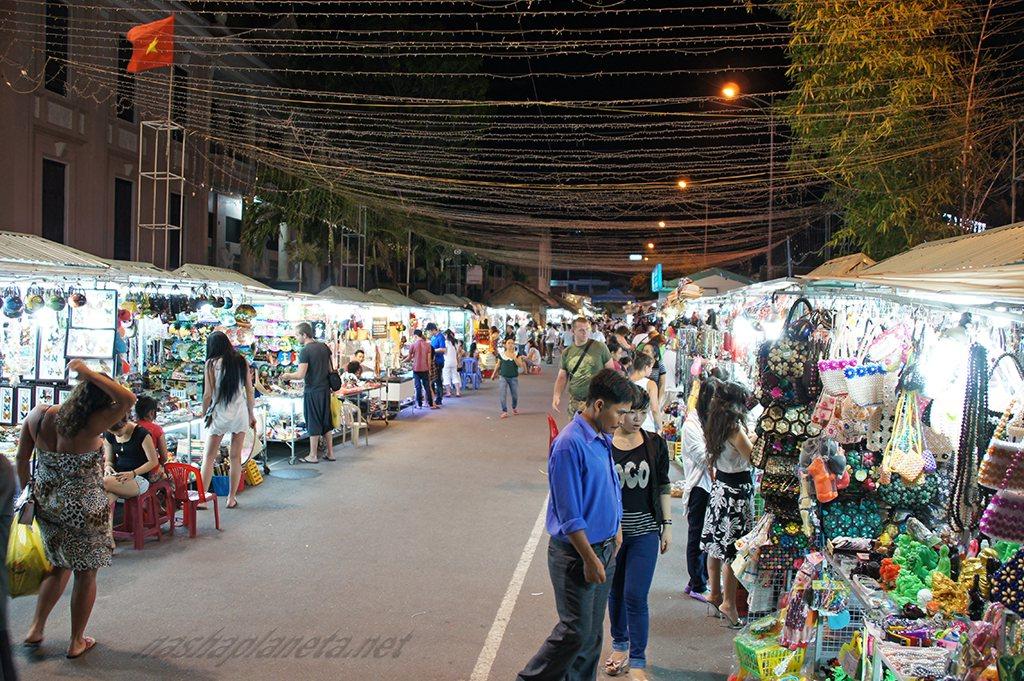фото города нячанг
