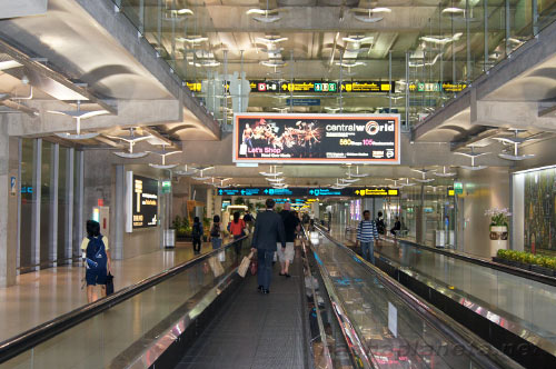 Транзит в аэропорту