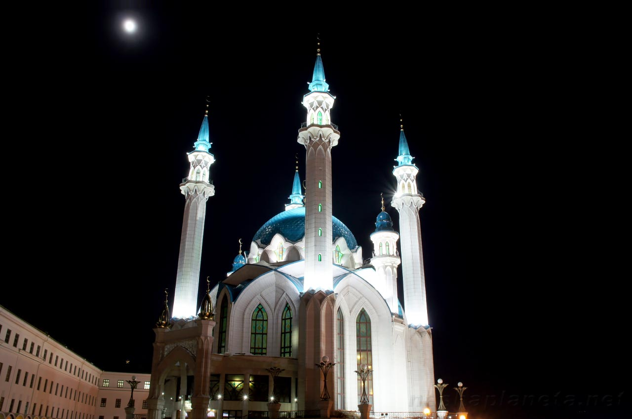 All The Temples And Mosques Of Kazan