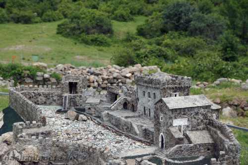 Крепость Фуна, Алушта, Крым