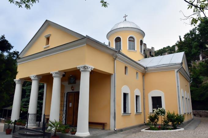 Храм 12 Апостолов, Балаклава