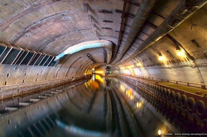 Музей подводных лодок, Балаклава