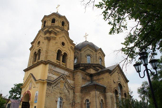 Храм святого пророка Илии, Евпатория