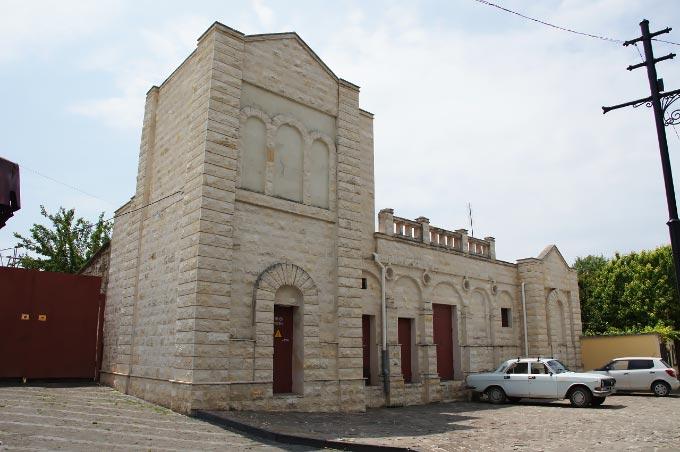 Купеческая синагога, Евпатория