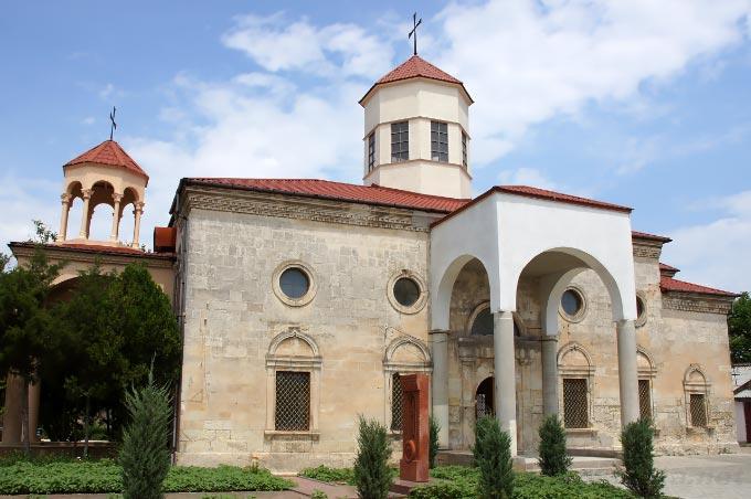 Армянская церковь святого Николая, Евпатория