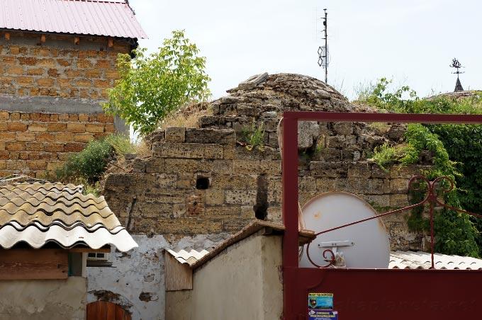 Турецкие бани, Евпатория