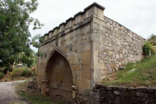Достопримечательности Феодосии: Армянский фонтан