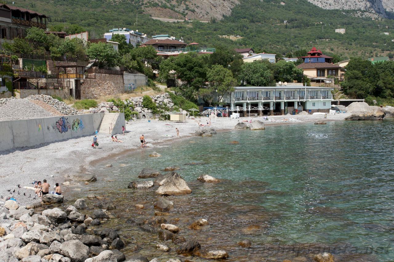 кладку оштукатурил пляжи фороса фото с описанием тех пор они