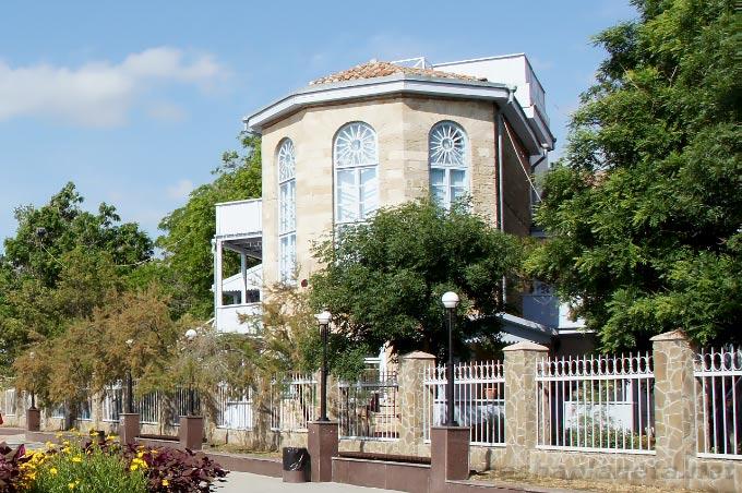 Дом-музей Волошина, Коктебель, Крым