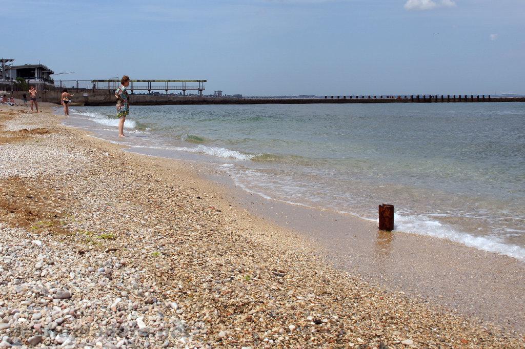 Какой пляж в Феодосии - песок или галька? Какой пляж Феодосии посетить 12