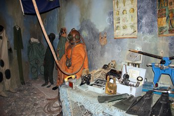 Храм-маяк и музей катастроф на воде, Крым